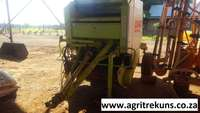 Image of Claas rollant 46 Baler.