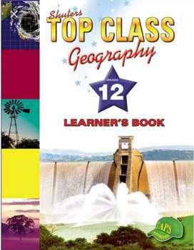 Gr12 Geography Textbook