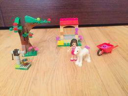 Лего Френдс «Уход за пони»