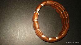 браслет из янтаря времен ссср
