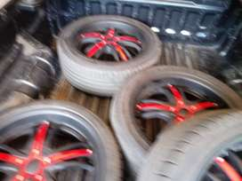 Mags and tyres for Lumina
