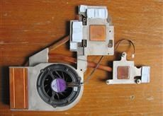 Радіатор і вентилятор 40GX72040-00 кулер для ноута