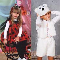 """Карнавальный костюм """"Божья коровка"""", костюм медведя, подсолнух, зайца"""