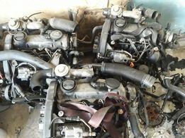Мотор Двигун Volkswagen 1.9 TDI AGR