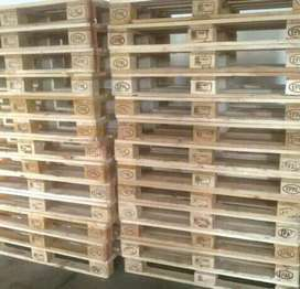 New  and second hand pallets for sell