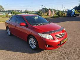 2008 TOYOTA COROLLA 1.6 ADVANCE AUTOMATIC - EXCELLENT CONDITION