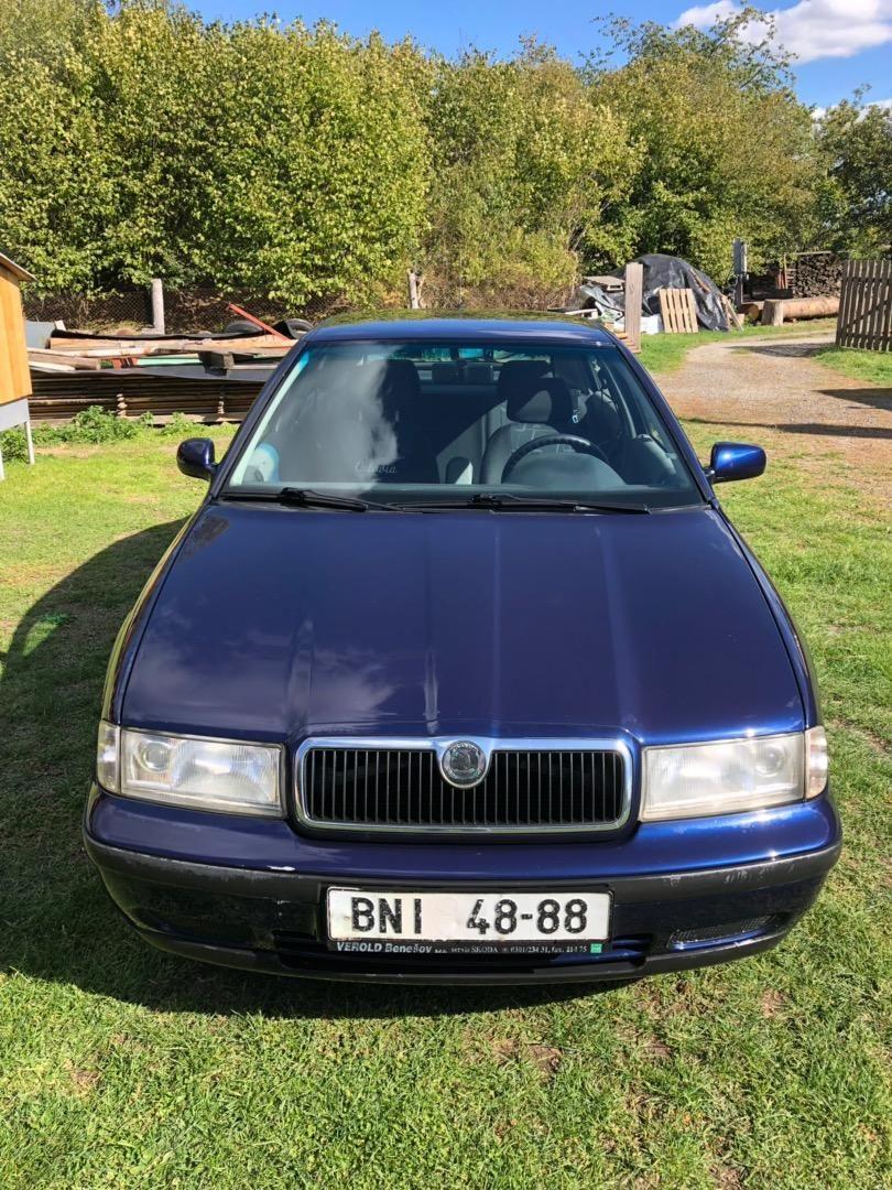 Škoda Octavia 0