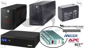 UPS & POWER BACK-UP SOLUTIONS