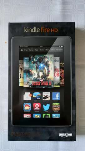 Kindle Fire HD tablet - Brand New