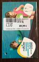 Kamizelka do nauki pływania 3-6 lat. niebieska