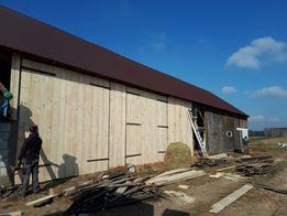 DARMOWA rozbiorki stodola dom bezpłatna wymiana desek na nowe