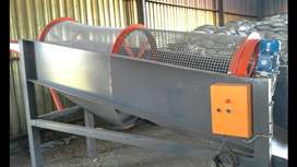 CHARCOAL & BRIQUETTE MACHINERY FOR RENT