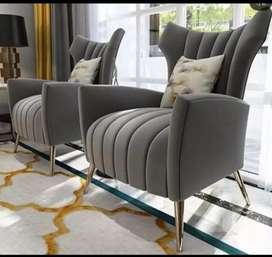 Timber upholstery and design