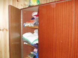 шкаф полированный