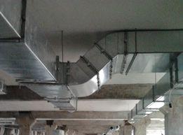 Монтаж вентиляции и кондиционирования проект бесплатно