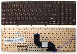 Клавиатура Acer TravelMate 5744Z 8571G P253-E/M/MG P453 NK.I1717 новая