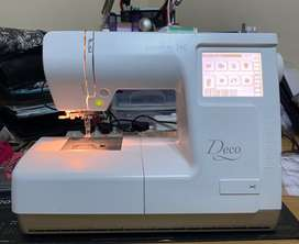 Bernina Deco 340 Subline