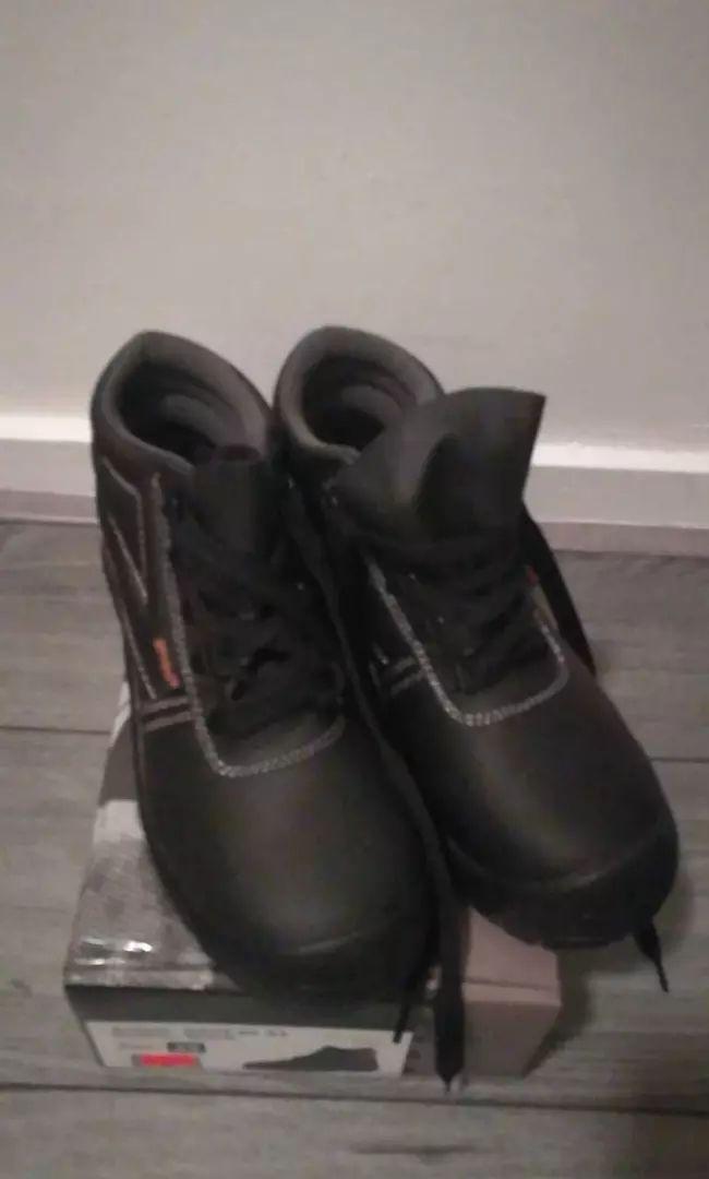 Zaštitne cipele s kapicom br.39 0