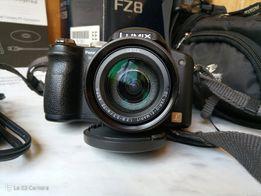Фотоапарат Panasonic Lumix DMC-FZ8