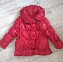 Демисезонная фирменная куртка курточка Zara на девочку 1-2 года