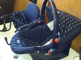 Baby counter feeding chair and car seat