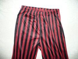 Spodnie, spodenki pirackie pirat 164