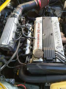 Toyota Twin Cam Eng