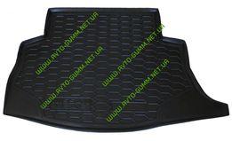 Коврик в багажник полиуретановый для Nissan Leaf 2010 - 2017 AVTO-Gumm