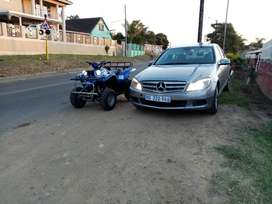 Commando 250cc ATV 4x4