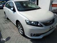 Toyota allion 2010 model 0