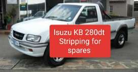 Isuzu KB 280dt Stripping for spares