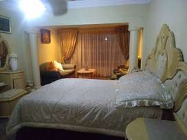 All furnished room room to let immediately.