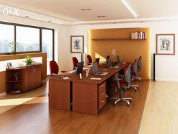 Кабинет шесть рабочих мест,столы, тумбы,(новый)в наличии!!