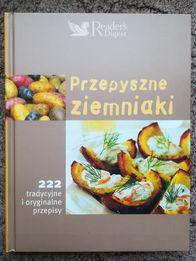 Książka przepyszne ziemniaki. 222 przepisy.