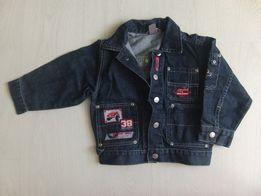Куртка (курточка) джинсовая на мальчика
