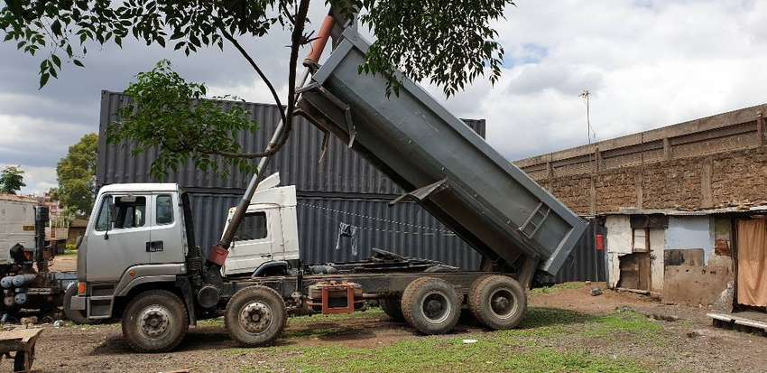 British Leyland, 1985 YOM, Constructor 2, Tipper Double steering 0