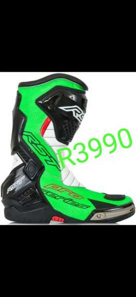 RST PRO SERIES MOTORCYCLE BOOTS