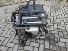 Мотор Golf4 1,4 16V AXP/AKQ