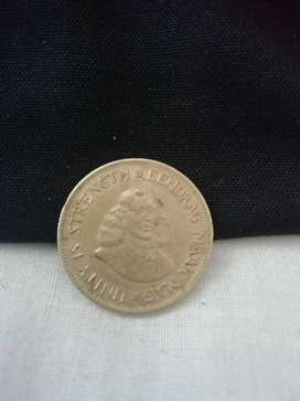 1961 we drag maak mag Unity is strength 1cent coin for sale