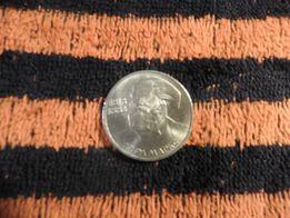 Монета юбилейная 1 рубль Карл Маркс 1983 СССР