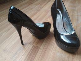 Туфлі лакові 24 см