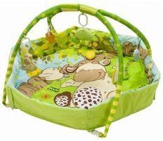 "Продам Развивающий коврик-палатка ""Веселая ферма"" - Canpol babies"