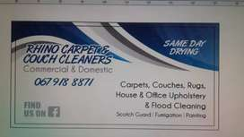 Carpet, Mattress and Couch deep Cleaning