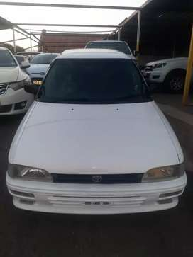 Toyota tazz R45 000 neg Cash deal only