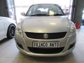2014 Suzuki Swift 1.4 Engine Capacity