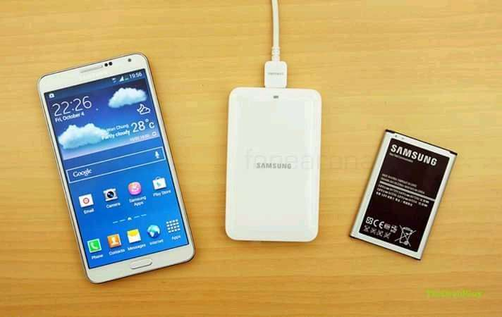 Ploarizing Samsung Galaxy Note 3 surging phone 0