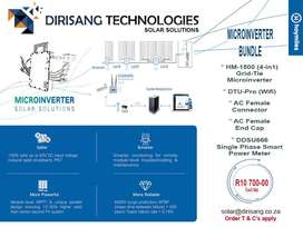 Solar Solutions - Microinverters