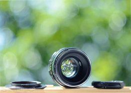 Объектив Гелиос (Helios) 44-2 + БЕСКОНЕЧНОСТЬ на Nikon, Canon, Sony