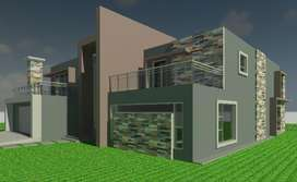 Building plan. Architect