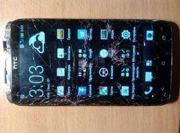 HTC S720e One X, черный